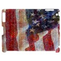 Grunge United State Of Art Flag Apple iPad 2 Hardshell Case (Compatible with Smart Cover) View1