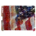 Grunge United State Of Art Flag Apple iPad 3/4 Hardshell Case (Compatible with Smart Cover) View1