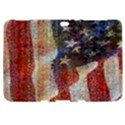 Grunge United State Of Art Flag Samsung Galaxy Tab 8.9  P7300 Hardshell Case  View1