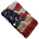 Grunge United State Of Art Flag Samsung Galaxy Tab 8.9  P7300 Hardshell Case  View5