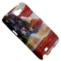Grunge United State Of Art Flag Samsung Galaxy Note 2 Hardshell Case View5