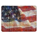 Grunge United State Of Art Flag Kindle Fire (1st Gen) Flip Case View1