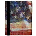 Grunge United State Of Art Flag Kindle Fire (1st Gen) Flip Case View3