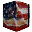 Grunge United State Of Art Flag Kindle Fire (1st Gen) Flip Case View4