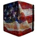 Grunge United State Of Art Flag Apple iPad Mini Flip Case View4