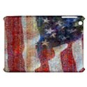 Grunge United State Of Art Flag Apple iPad Mini Hardshell Case View1