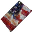 Grunge United State Of Art Flag Apple iPad Mini Hardshell Case View4