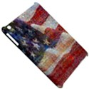 Grunge United State Of Art Flag Apple iPad Mini Hardshell Case View5