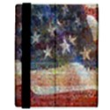 Grunge United State Of Art Flag Samsung Galaxy Tab 8.9  P7300 Flip Case View3