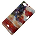 Grunge United State Of Art Flag Sony Xperia Miro View4