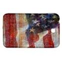 Grunge United State Of Art Flag Samsung Galaxy Tab 3 (7 ) P3200 Hardshell Case  View1