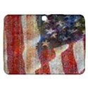 Grunge United State Of Art Flag Samsung Galaxy Tab 3 (10.1 ) P5200 Hardshell Case  View1