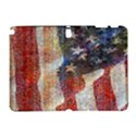 Grunge United State Of Art Flag Samsung Galaxy Note 10.1 (P600) Hardshell Case View1