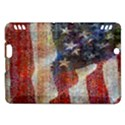 Grunge United State Of Art Flag Kindle Fire HDX Hardshell Case View1