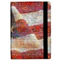 Grunge United State Of Art Flag iPad Mini 2 Flip Cases View2