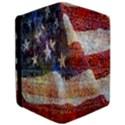 Grunge United State Of Art Flag iPad Air 2 Flip View3
