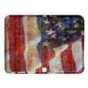 Grunge United State Of Art Flag Samsung Galaxy Tab 4 (10.1 ) Hardshell Case  View1
