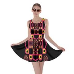 LETTER R Skater Dress