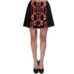 LETTER R Skater Skirt