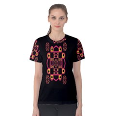 Letter R Women s Cotton Tee