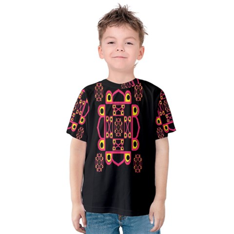 LETTER R Kids  Cotton Tee
