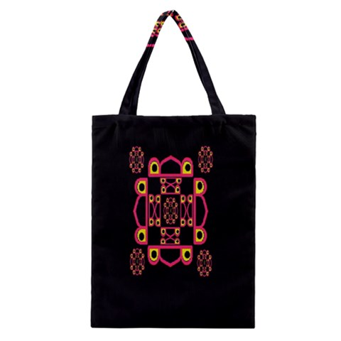 LETTER R Classic Tote Bag
