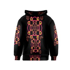 LETTER R Kids  Pullover Hoodie