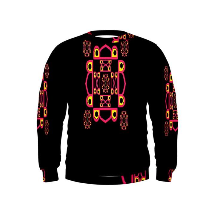 LETTER R Kids  Sweatshirt