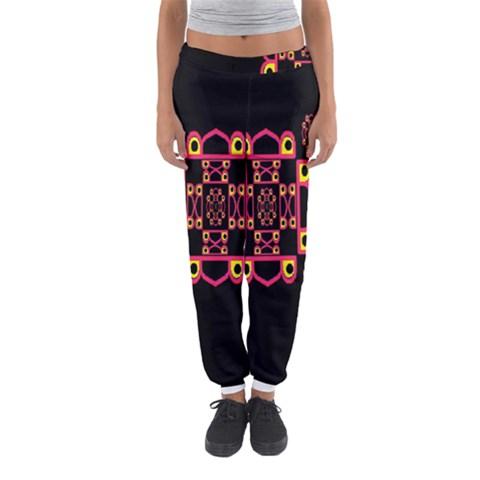 LETTER R Women s Jogger Sweatpants