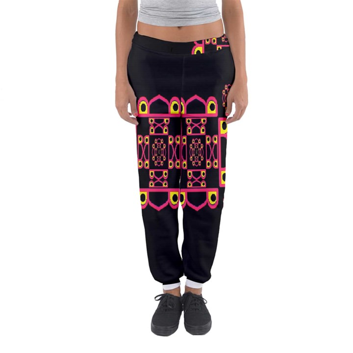 LETTER R Women s Jogger Sweatpants