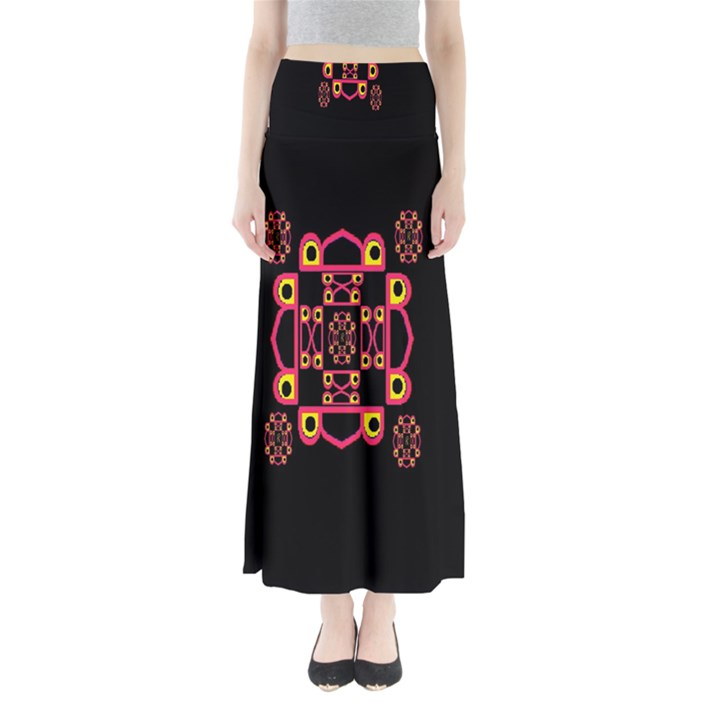 LETTER R Maxi Skirts
