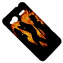 Heart Love Flame Girl Sexy Pose HTC Radar Hardshell Case  View5