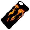 Heart Love Flame Girl Sexy Pose Apple iPhone 5 Classic Hardshell Case View4