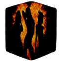 Heart Love Flame Girl Sexy Pose Apple iPad 2 Flip Case View4