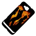Heart Love Flame Girl Sexy Pose Samsung Ativ S i8750 Hardshell Case View4