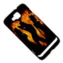 Heart Love Flame Girl Sexy Pose Samsung Ativ S i8750 Hardshell Case View5
