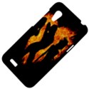Heart Love Flame Girl Sexy Pose HTC Desire VT (T328T) Hardshell Case View4