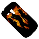 Heart Love Flame Girl Sexy Pose Samsung Galaxy S3 MINI I8190 Hardshell Case View5