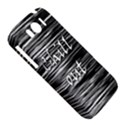 Black an white  Chill out  HTC Sensation XL Hardshell Case View5