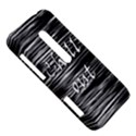 Black an white  Chill out  HTC Evo 3D Hardshell Case  View5