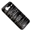 Black an white  Chill out  HTC Incredible S Hardshell Case  View5