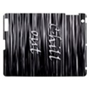 Black an white  Chill out  Apple iPad 3/4 Hardshell Case View1