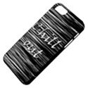 Black an white  Chill out  Apple iPhone 5 Classic Hardshell Case View4