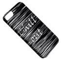 Black an white  Chill out  Apple iPhone 5 Classic Hardshell Case View5