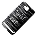 Black an white  Chill out  Samsung Ativ S i8750 Hardshell Case View4
