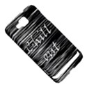 Black an white  Chill out  Samsung Ativ S i8750 Hardshell Case View5