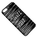 Black an white  Chill out  Apple iPhone 5 Hardshell Case with Stand View5