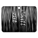 Black an white  Chill out  Samsung Galaxy Tab 3 (10.1 ) P5200 Hardshell Case  View1