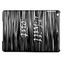 Black an white  Chill out  iPad Air Hardshell Cases View1