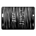 Black an white  Chill out  Amazon Kindle Fire HD (2013) Hardshell Case View1